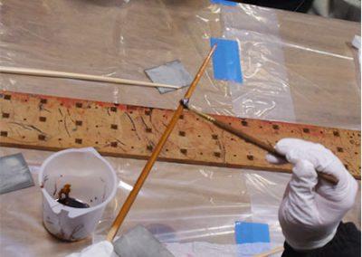 【毎月第一日曜日開催】塗師に教わる拭き漆体験